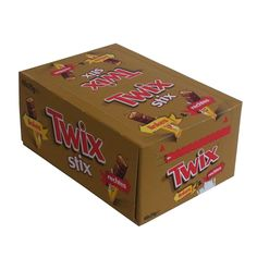 BARGAIN Twix Stix Left And Right Part Limited Edtion 25g (pack of 40) JUST £5.99 Delivered At Amazon - Gratisfaction UK Bargains #bargains #twix #chocolate
