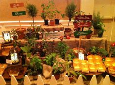 Going #green is more than just a one day effort. Make your events #sustainable! #decor