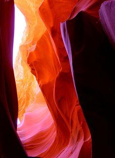 Antelope Canyon by Anita Kryszkiewicz