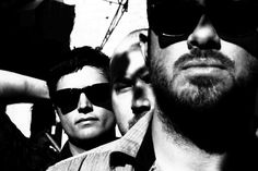 """""""JUAREZ,"""" THE NEW VIDEO FROM WE ARE AUGUSTINES, PREMIERES TODAY; iTUNES SESSION IS OUT TODAY; BAND APPEARS ON """"LAST CALL WITH CARSON DALY"""" ON APRIL 26"""