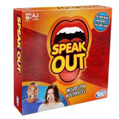 Speak Out Game | Buy My Things
