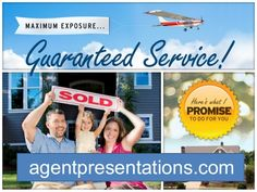 Free Pre-Listing Presentation for real estate agents