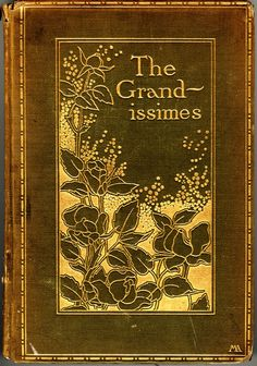 The Grandissimes, by George W. Cable. New York : Charles Scribner's Sons, 1903, c1880.