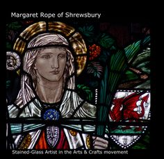 Margaret Rope stained glass