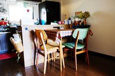 恵比寿の美容室RICCAで働く美容師であるサイトウジュンヤさん夫妻のおしゃれでロンドン仕込みのDIYが素敵な部屋_2