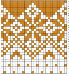 Шапка Fair Isle Chart, Fair Isle Pattern, Crochet Chart, Knit Or Crochet, Christmas Charts, Knitting Patterns, Crochet Patterns, Fair Isle Knitting, Tapestry Crochet