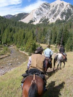 Covered Wagon Ranch, a Gallatin Gateway, MT Dude Ranch for those of you looking for some rustic adventure!