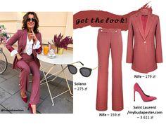 It, Get The Look, Saint Laurent, News, Polyvore, Fashion, Moda, Fashion Styles, Yves Saint Laurent