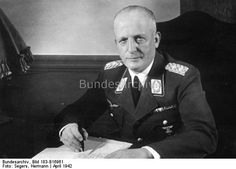 Alexander Andrae (27 April 1888 – 3 April 1979), whose first name is often mistakenly given as Waldemar, was a German military officer from Kösling, Upper Silesia. Initially pursuing an Army career, he then joined the security police and eventually the Luftwaffe. During the Second World War he was appointed military governor of the Greek island of Crete. After the war, he was tried and imprisoned for war crimes committed there during his tenure.