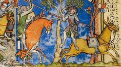 2 Samuel 18:9 – And Absalom met the servants of David. And Absalom rode upon a mule, and the mule went under the thick boughs of a great oak, and his head caught hold of the oak, and he was taken up between the heaven and the earth; and the mule that was under him went away.