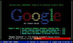 Google bbs like 80s