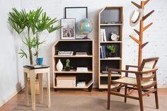 Que tal uma sala de leitura com um toque carioca?