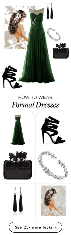 """Untitled #24"" by rugilexx on Polyvore featuring Nancy Gonzalez, SUSAN FOSTER and Cartier"