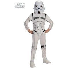 Star Wars Stormtrooper Costume for Boys
