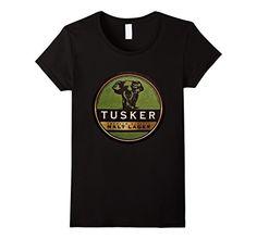 Women's East Africa Tusker Lager Beer T Shirt Small Black... https://www.amazon.com/dp/B01HX0YC26/ref=cm_sw_r_pi_dp_x_omWUxbG93DTDW