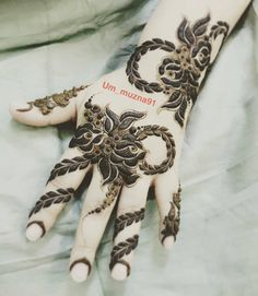 3,382 Likes, 12 Comments - Mehandi designs (@awesomemehandi) on Instagram