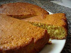Receta de torta sin harina