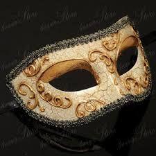 Image result for vintage masquerade mask