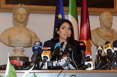Raggi: È da irresponsabili candidare Roma alle Olimpiadi 2024