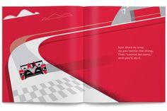 Mattson Creative: Audi Storybook