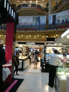 Good souvenir shop on sixth floor.. - Review of Galeries Lafayette, Paris, France - TripAdvisor