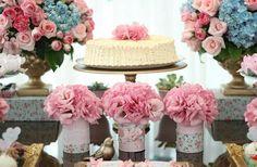 Latinhas + Flores