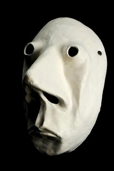 'Charles' - Basel Mime Mask from masks4schools.com
