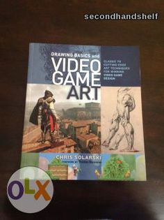 Video Game Art - Drawing Guidebook for Video Games
