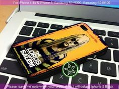 The Lords of Salem iPhone 4/4S/5, Samsung S4/S3/S2 cover cases | sedoyoseneng - Accessories on ArtFire