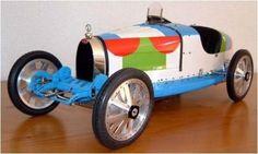 Bugatti Type 35, Sonia Delaunay
