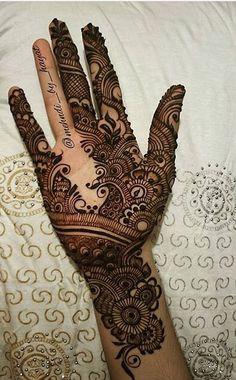 Henna Palm Henna Designs, Latest Bridal Mehndi Designs, Mehndi Designs Book, Mehndi Designs 2018, Mehndi Designs For Girls, Modern Mehndi Designs, Mehndi Design Pictures, Mehndi Designs For Fingers, Beautiful Mehndi Design