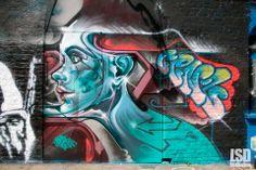 Artist: Mr Cenz - Brick Lane May 2014