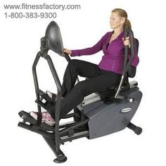 The PhysioStep MDX gives you an easy & effective low – impact total body cardio workout and combines a stable & stress free recumbent sitting position, with the smooth and natural feeling of an elliptical.