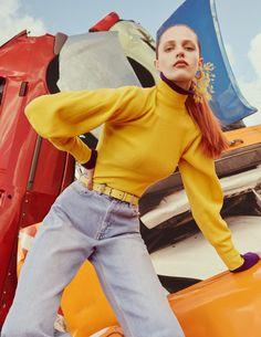 Charlotte Wales for Vogue Paris