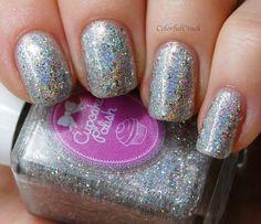 "Cupcake Polish ""Jubilee"" www.colorfulcrack.com"