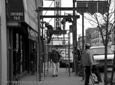 Brooklyn Photography - scaffolding
