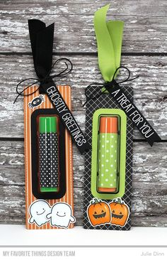 where can i buy my favorite thing lip balm window & frame die-namics Halloween Cards, Holidays Halloween, Halloween Fun, Lip Balm Packaging, Perfume Packaging, Craft Show Ideas, Stampin Up, Fall Cards, Copics