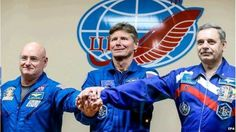 طولانیترین سفر فضایی دو فضانورد آمریکایی و روس آغاز شد! | خبرتک  #khabartek #خبرتک