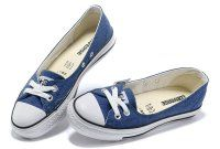 Converse Washed Summer Womens Blue Chuck Taylor All Star Low Tops Canvas Shoes