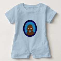 A cute funny baby boy baby romper - good gifts special unique customize style