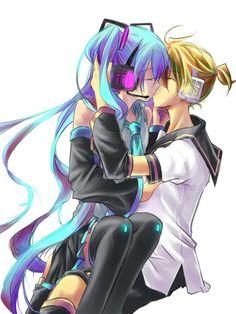 Len & Miku