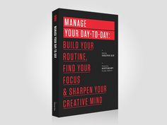 Essential best practices for producing great work in a mixed up, crazy-busy, information-addled world. building a rock-solid daily routine, taming your tools (before they tame you), finding focus in a distracted world, and sharpening your creative mind.