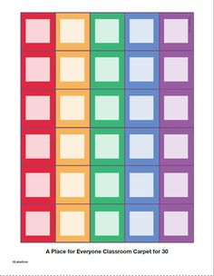 1000 Ideas About Seating Chart Classroom On Pinterest