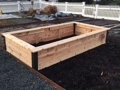 raised garden beds on wheels