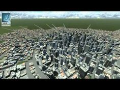 Esri CityEngine and Lumion a first look.