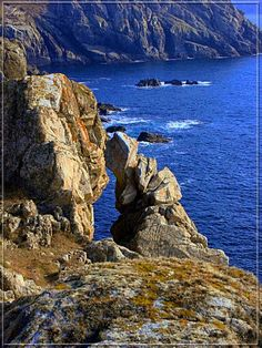 Côte bretonne Finistère