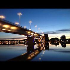 Kuokkalan silta paikassa Jyväskylä, Länsi-Suomen Lääni