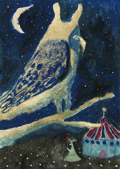 "From circus to travel ""Silence""  tetsuhiro wakabayashi"