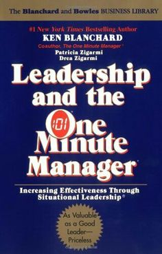 The one minute manager series are a fantastic read, simple to follow and implement.