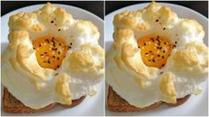 Cloud Eggs Are the New Food Trend You Can't Look Away From